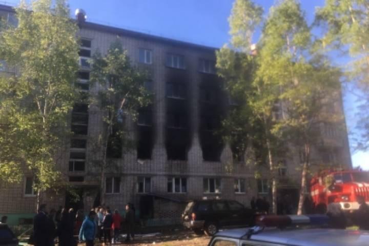 Один человек погиб в результате взрыва газа под Хабаровском