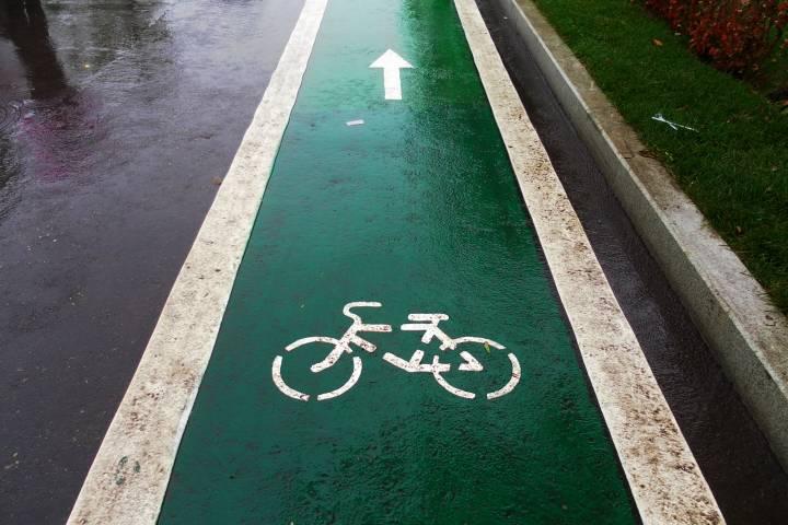ВПодмосковье обустроят около 80км велодорожек