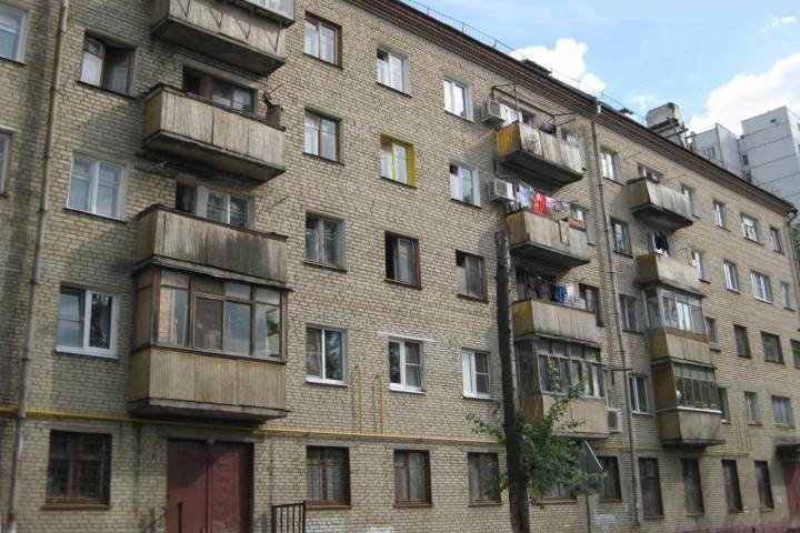 Доконца года снесут последние ветхие пятиэтажки насеверо-востоке столицы