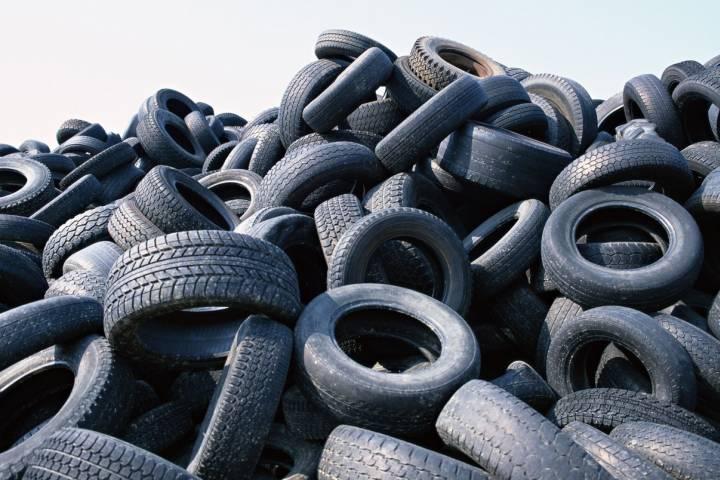 ВПодмосковье могут ужесточить ответственность засвалки старых шин