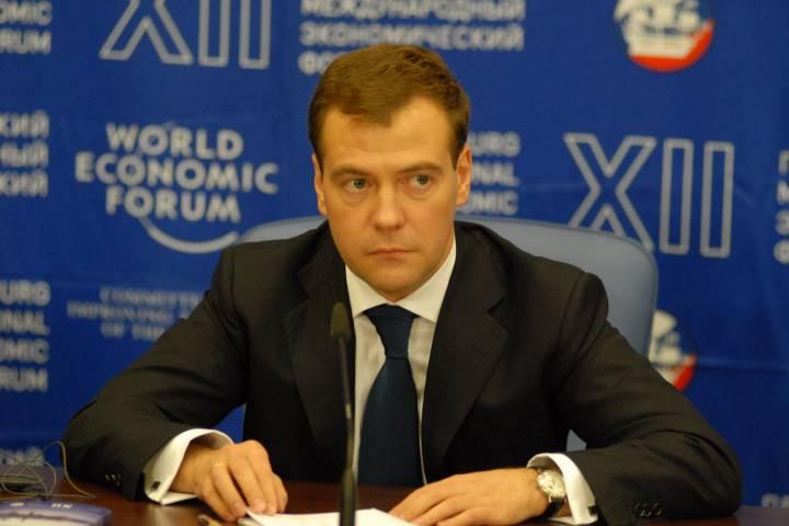 Медведев попросил руководителя  Подмосковья учитывать мнение граждан  поблагоустройству дворов