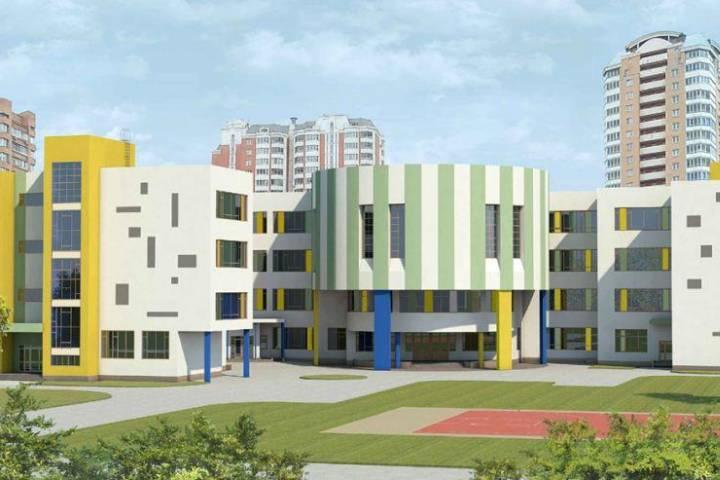 Насевере столицы появится современная школа-«книжка»