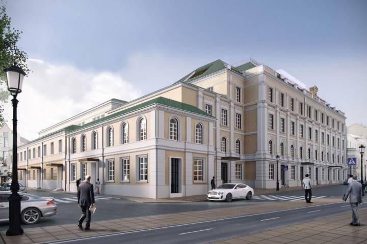 Москомархитектура утвердила проектЖК сгостиницей рядом сконсерваторией