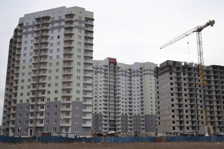 Все нижегородские долгострои СУ-155 завершат в следующем 2018 году