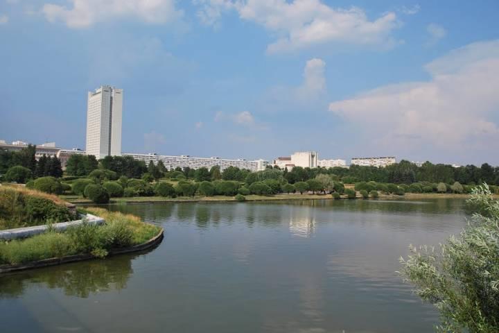 Зоны отдыха около прудов благоустроят вчетырех столичных округах