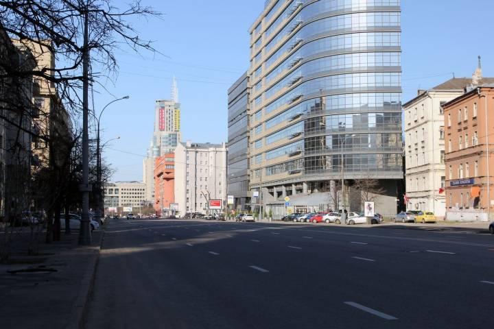 В столицеРФ  около 5 тыс человек пришли намитинг против реновации
