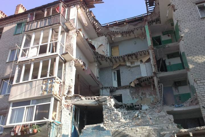 СКпроверит телесюжет обаварийном доме вСвердловской области