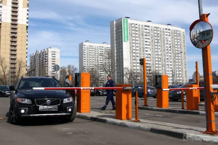 Перехватывающие парковки появятся косени еще учетырех станций московского метро