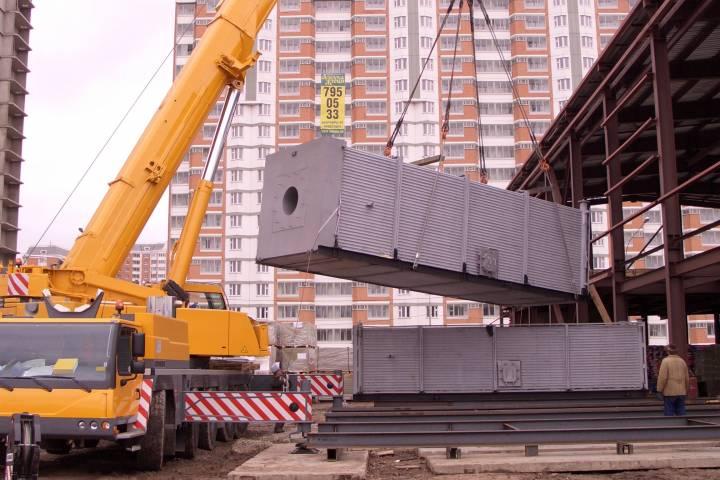 Росстат: Строительство жилья в РФ снизилось на12,6%