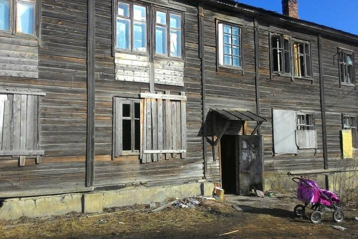 В РФ расселено 77% аварийного фонда