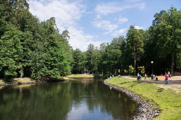 За 4 года откроют 126 парков культуры иотдыха— Подмосковье