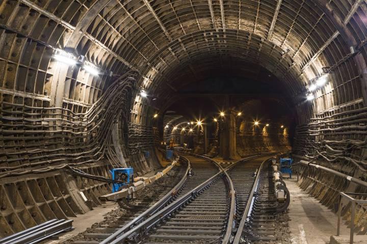 Северное сияние появится настоличной станции метро «Беломорская»