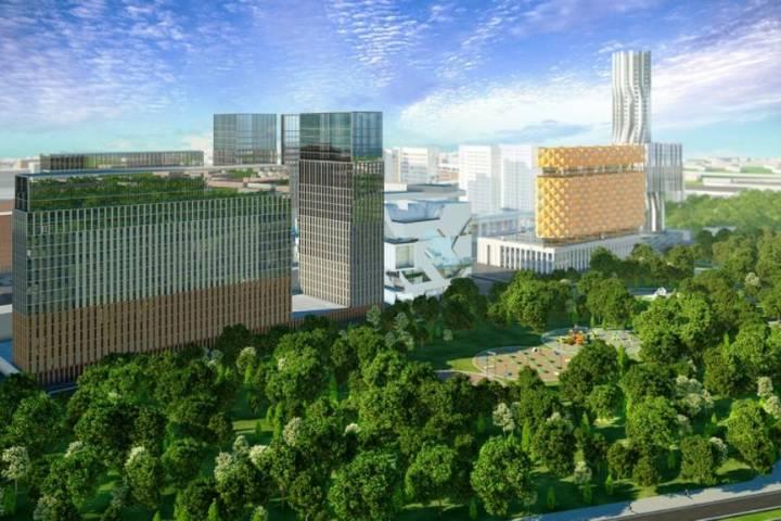 Натерритории бывшей столичной промзоны ЗИЛ разобьют парк площадью 10 га
