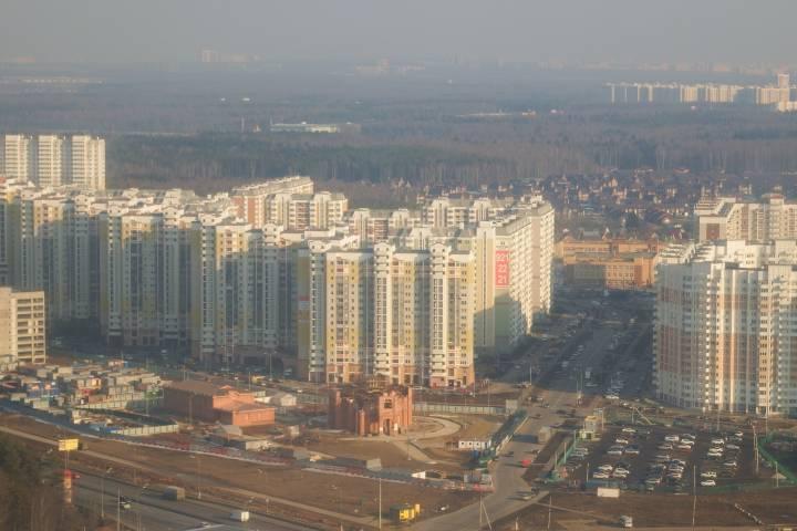 Росреестр проинформировал о буме сделок сновостройками в российской столице