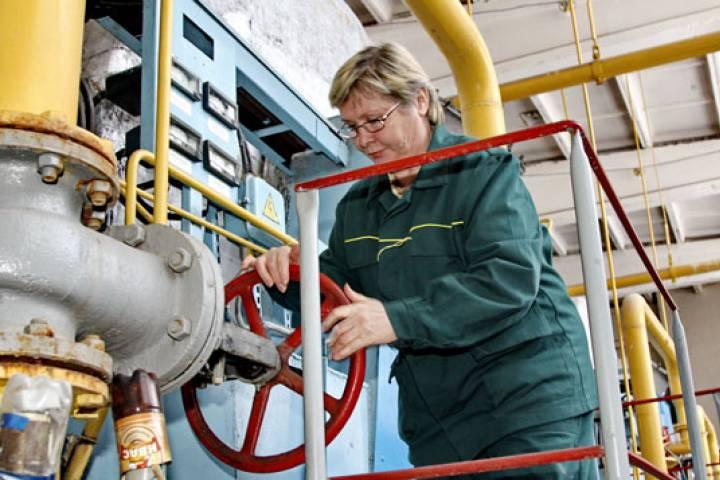 численность штата работников газовой котельной, входящей в систему теплоснабжения поселка