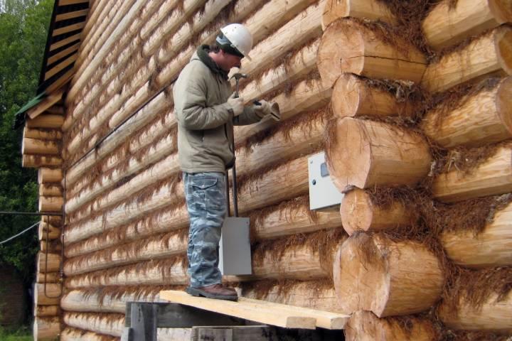 Кредитную ставку напокупку деревянных домов снизили на5%