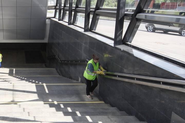 В столице  приводят впорядок после зимы дорожную инфраструктуру
