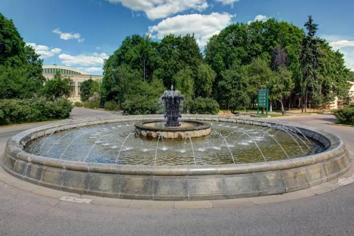 Собянин объявил оботкрытии сезона фонтанов в столице России